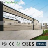 Wholesale horse fencing or outdoor design wpc fencing