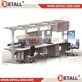 modular metal frame office furniture workstation                                                                         Quality Choice
