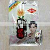 Wholesale laminated foil ziplock food packaging, stand up coffee tea pouch bag with zipper,coffee tea package bags