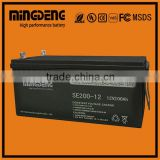 Most powerful deep cycle gel battery 12v 50ah for Inverter