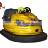 QHBC04 Popular Yellow Battery Indoor Bumper Car