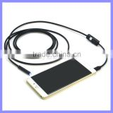 "1/6"" VGA COMS Diameter 7mm Android Phone USB Endoscope Camera"
