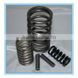 china OEM High quality stainless steel chrome compression spring used beauty salon furniture