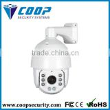 2MP FULL HD 20X Network IR PTZ Dome WDR Camera WITH SAMSUNG SCM-6200