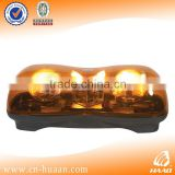 amber rotating magnetic base cheap mini light bars