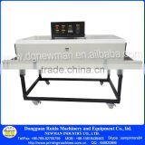 T-shirt screen printing conveyor dryer