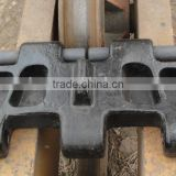 kobelco crane parts crawler pad for 7055