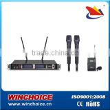 uhf professional wireless microphone system PG-2500