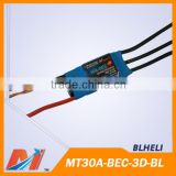 Maytech 30A forward reverse motor controller BLHeli ESC with oneshot125 for quadcopter remote control