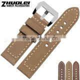 newest bracelet cool handmade leather watch band fashion belt 20|22|24|26mm Wholesale 3PCS
