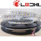 SMD 3528 240LEDs/M 1200LEDs LED Strip double rows 14mm DC12V or DC24V project flexible led strip 2 years warranty