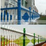 artistic cement fence making machine from China manufacturer/concrete Cement fence mold