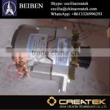 beiben north-benz heavy truck parts weichai alternator 612600090630