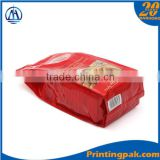 Trade assurance Nanhong factory Stand Up Ziplock Valve Packaging Pouch For Coffee , Aluminium Foil Bag