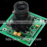 C429-L60 JPEG Compression VGA Camera Module WITH IR-CUT filter mounted on sensor &6mm lens