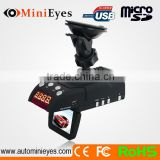 "Hot sale 3 in 1 ST Radar GPS 2.0"" auto video registrator"