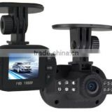 Life Guard Hot sale 1.5 Inch Night Vision blackview video registrator for car
