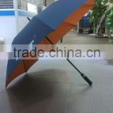 double layer umbrella with logo inside printing