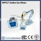MP517 bench top ion concentration meter sodium meter negative ion tester ion analyzer                                                                         Quality Choice