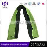China supplier wholesaler polyester fabric frozen sports towel antibacterial magic instant cooling towel