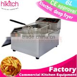 Cooking <b>equipment</b> for <b>home</b> and commercial stainless steel <b>electric</b> fryer