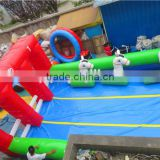 Funny inflatable kids play outdoor sports games, inflatable horse racing equipment                                                                                         Most Popular