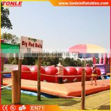 inflatable water big red ball/ inflatable water walking ball/ inflatable water floating ball game for adult
