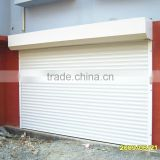 2015 hot sale automatic alum rolling up door garagedoor and accessories