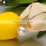 fine jewelry freshwater pearl necklace pendant for women