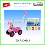 Children Cartoon Horse Scooter Stroller With Light And Music BNR600388