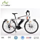 mid drive motor bicycle electric green city electric bike