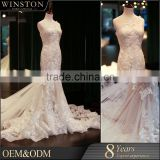 Wholesale new designs pakistani cotton dress design stunning lace bodice bridal hundred percent weddin