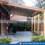 Retractable Metal Pergola /Retractable Roof Pergola Kit