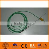 RTD Temperature Probe Chocolate RTD with Sheath RTD Cable