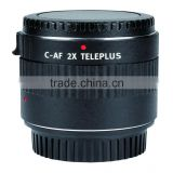 Viltrox Camera Teleplus C-AF 2X Teleconverter Amplification Focal Length for Canon EF Lens Same with Kenko