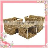 2012 Promotional Seagrass Waste Basket
