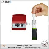 Factory Price Air Pump Sealer Plug Champagne Bottle Stopper