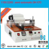 Semi-automatic touch panel separator machine for replace LCD touch panel digitizer glass