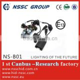 2014 NSSC New 35W Slim Canbus Ballast Xenon HID Lamp Certified Factory with TRUE Emark CE and RoHs