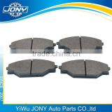 Auto brake pad for sale 04465-YZZ56 04465-YZZ97 for TOYOTA/VW