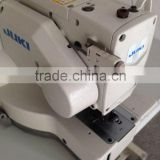 Good quality Juki LBH-1790 white color Japan Second Hand Used eyelet buttonhole sewing machine