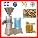 stainless steel CE certificate peanut butter grinding machine/high capacity CE certificate peanut butter grinding machine