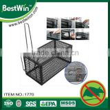 BSTW welcome OEM ODM foldable collapsible rat mice trap cage                                                                         Quality Choice