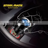 2015 Steelmate TP-74B lcd monitor tpms pressure monitoring system for cars 4pcs a set,safety cutter, car wheel alarm