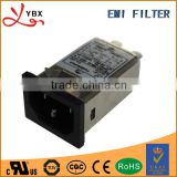 2014 Supply IEC 320 AC with Socket EMI filter