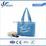 Large capacity twill cotton canvas shoulder bag for mum,Tote bag,beach bag