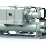 Gree industrial air conditioner LH series high efficiency chillers water screw water chiller(R22) low price for sale