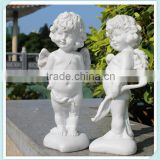 hot sale resin Cupid lover angel Cupid statue