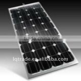 8.5W/18V Semi flexible monocrystalline silicon solar panel