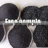 Buyers prefer natural color fine magnetic crystal silica quartz black sand